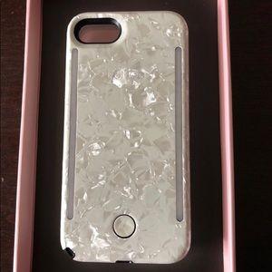 Lumee case for iPhone 7/8